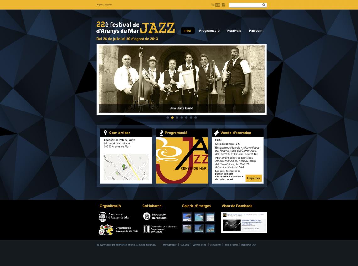 Festival de Jazz d'Arenys de Mar