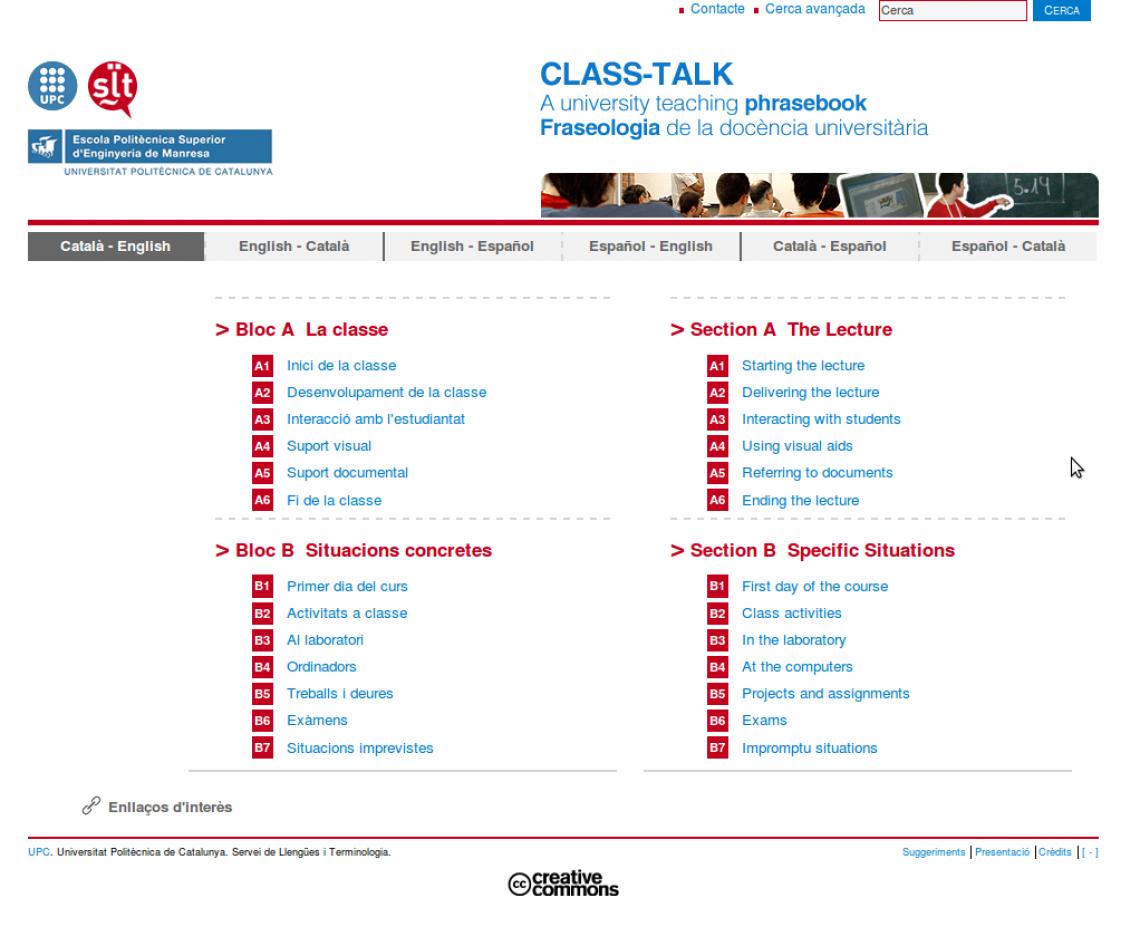 Class-Talk