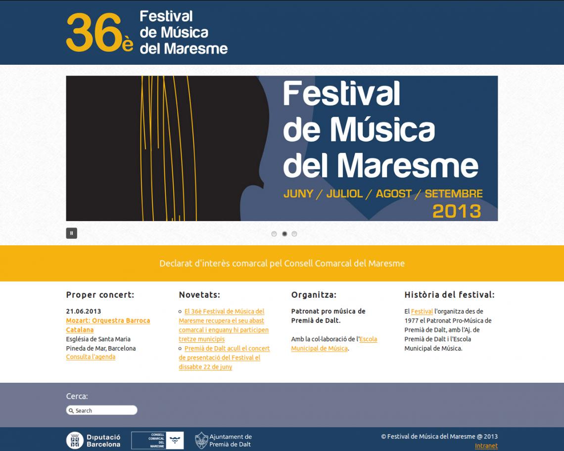 Festival de Música del Maresme